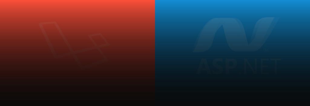 Laravel Vs Asp.net