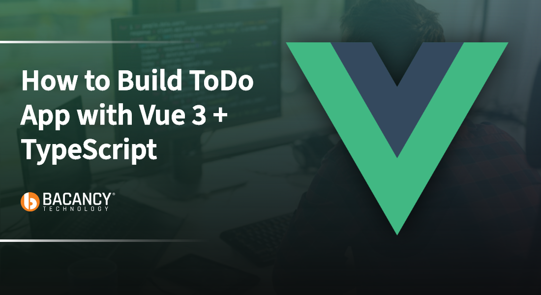 Build Large Scale Front-end Apps with Vue 3 Typescript