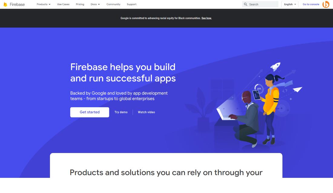 Setting Up Firebase Project