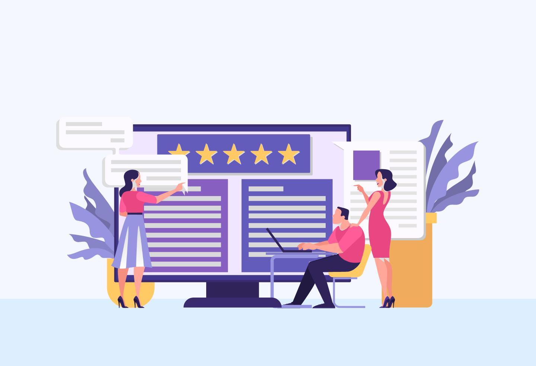 SalesForce vs HubSpot: User Ratings