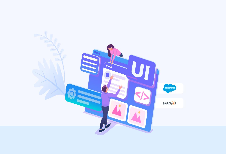 Salesforce Vs HubSpot: User Interface