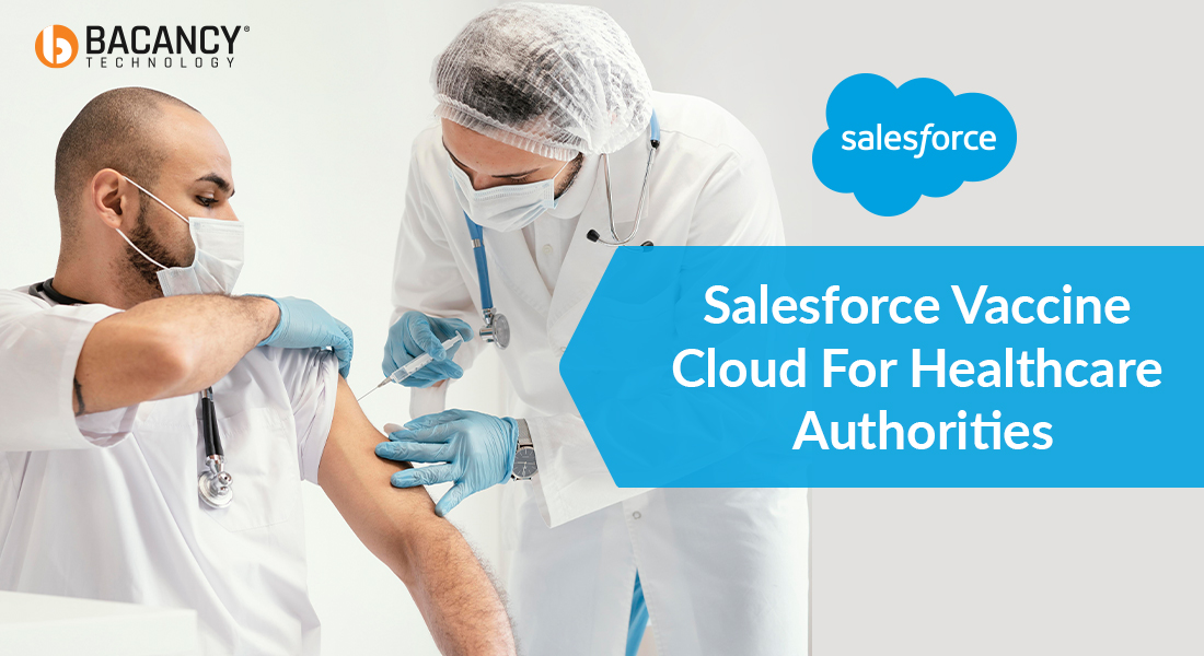 Everything you need to know about Salesforce vaccine cloud