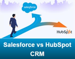 Salesforce vs HubSpot CRM