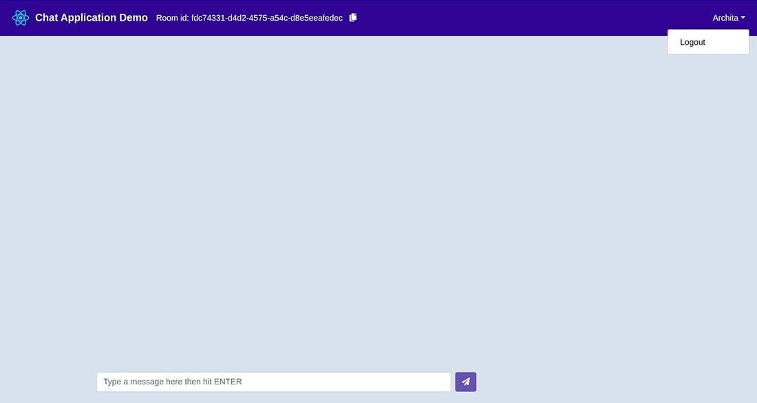 UI for Dashboard