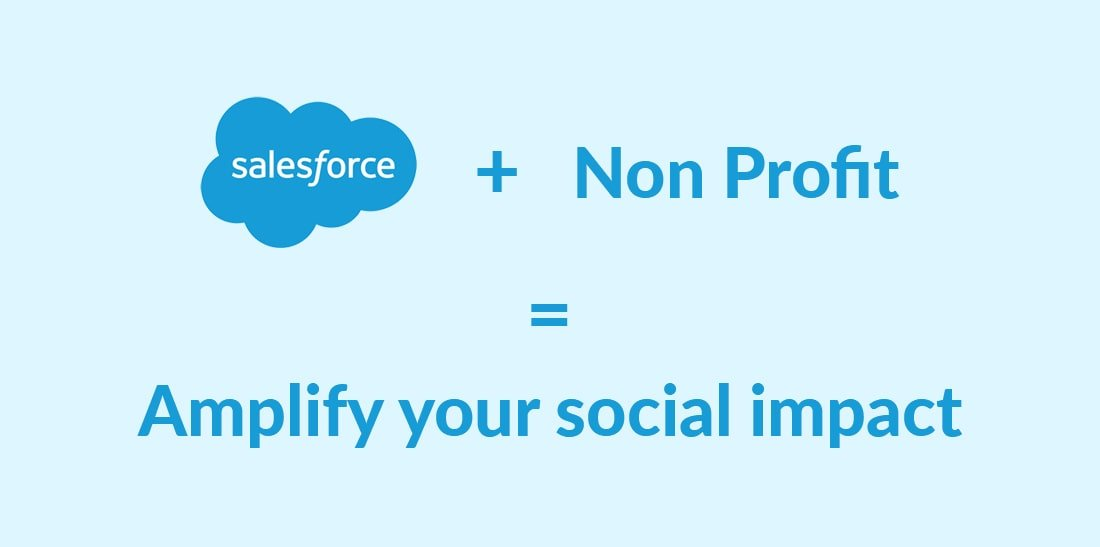 Salesforce for nonprofir organisation