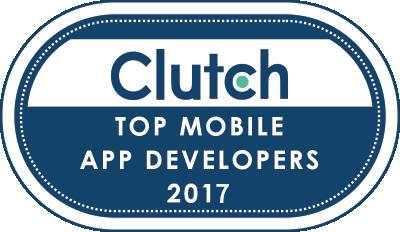 Clutch Award Badge