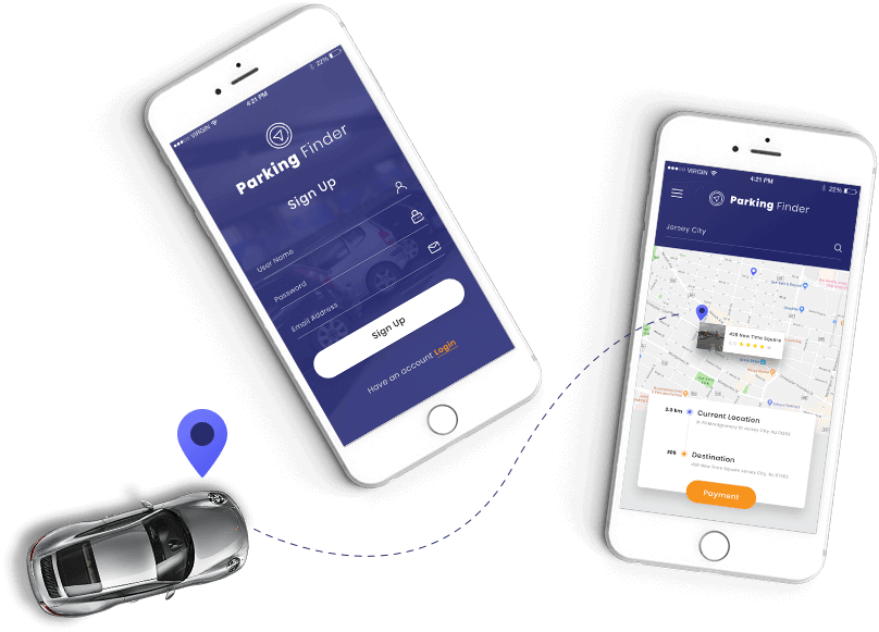 Bacancy Technology Car Parking App Development Drives More Money For Your Business