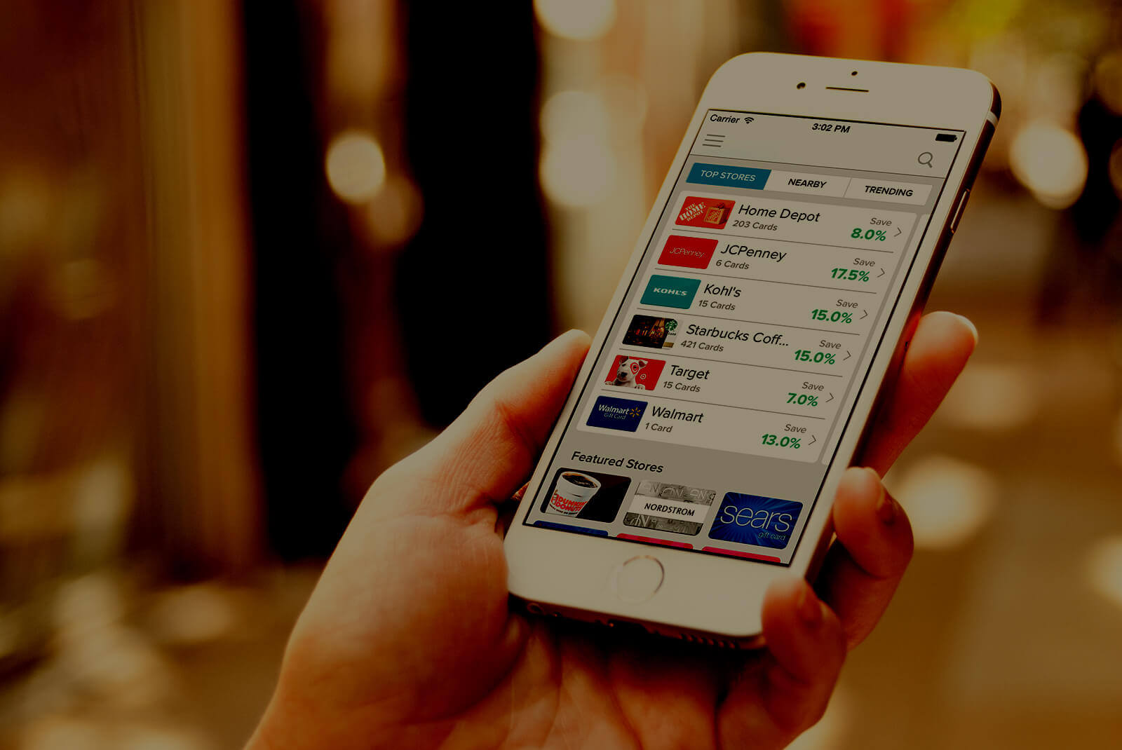 Enrich couponers shopping experience with a mobile app
