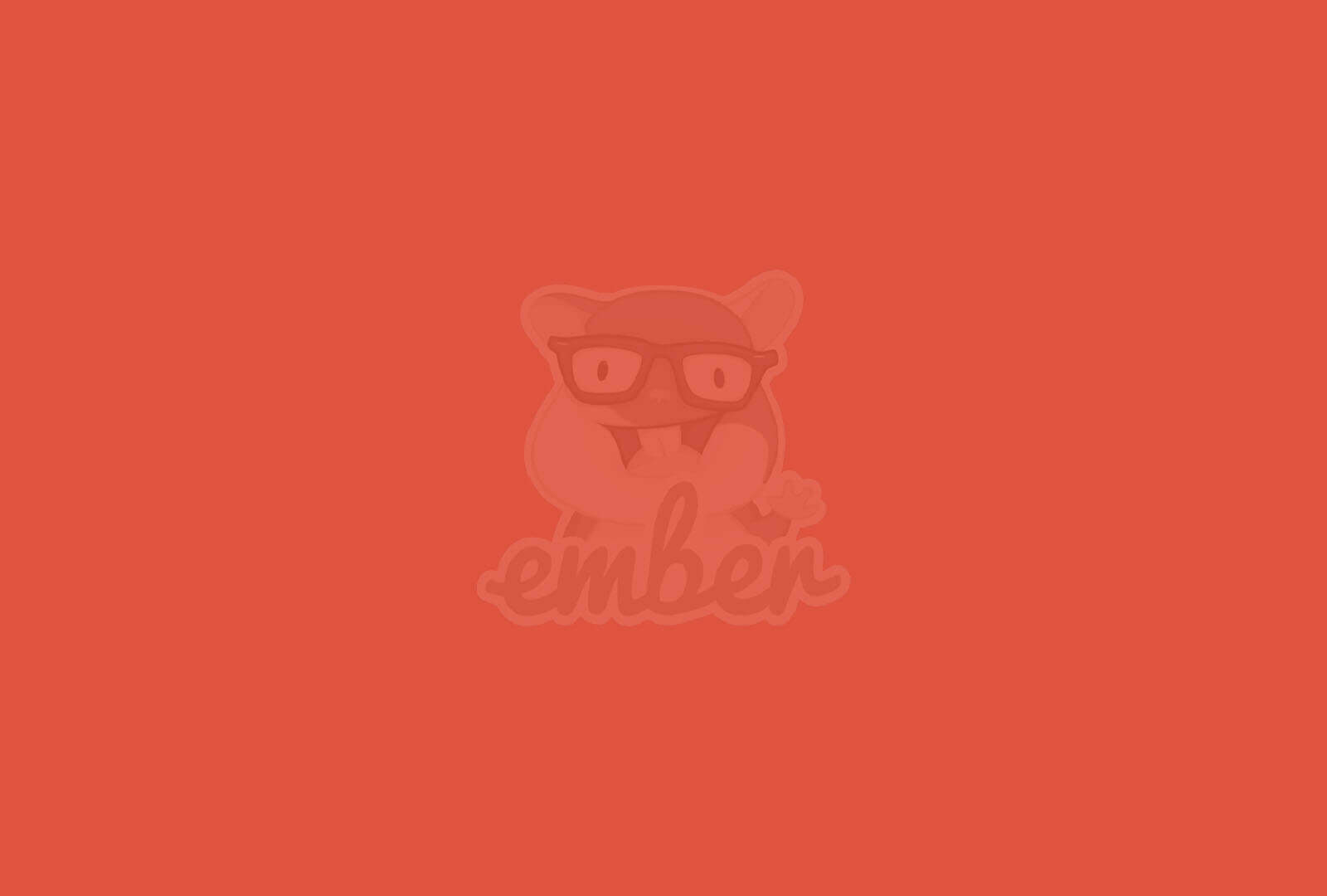 Web applications with ember.Js