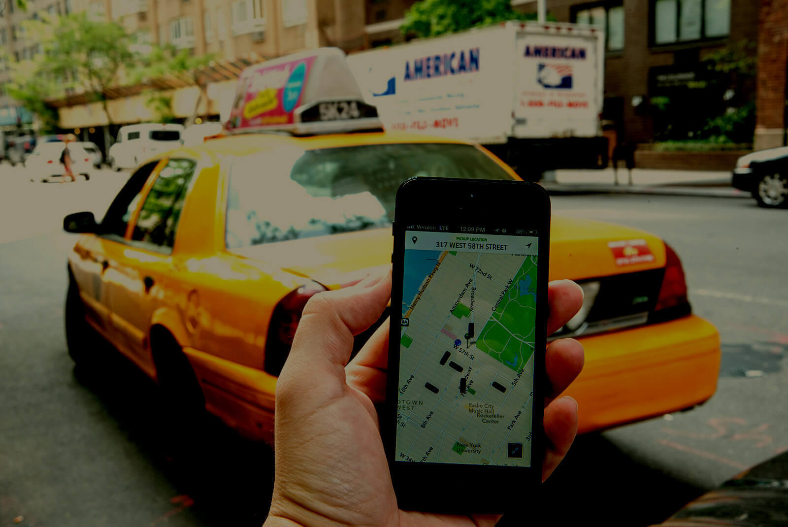 Taxi Dispatch Software Development