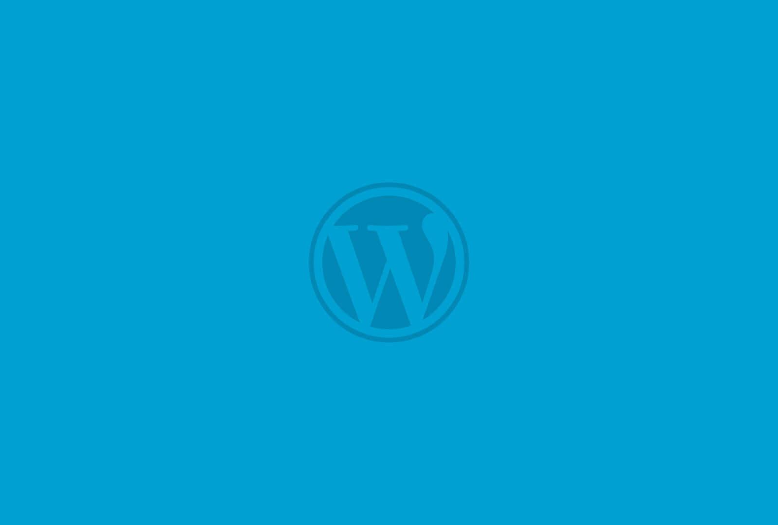 WordPress Development & Customization