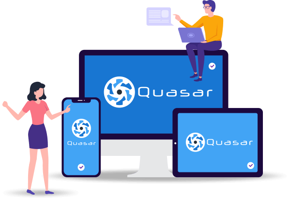 Leverage Our Quasar Framework Expertise to bring your idea to reality in record time