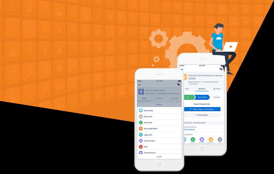 Salesforce1™ Mobile App Development
