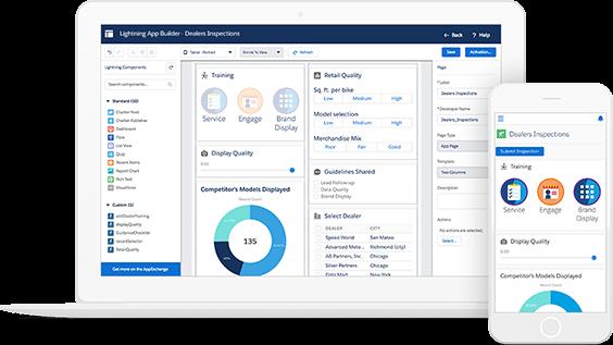 Salesforce Lightning® Application