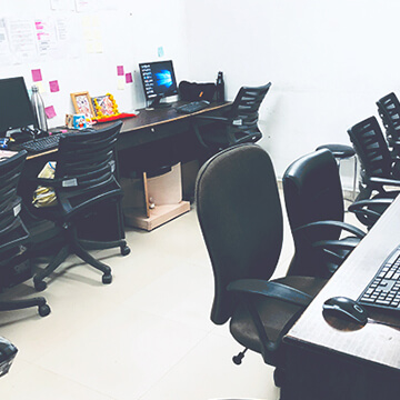 Shared Office in Ahmedabad