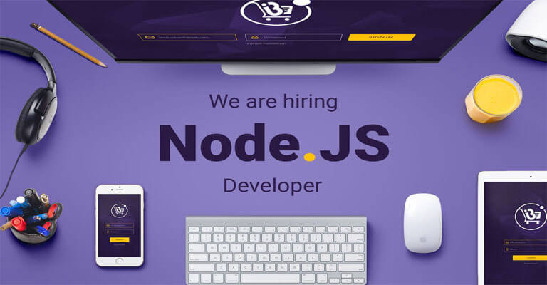 ire Node.JS Developer To Drive The Next Generation Web Applications And Services