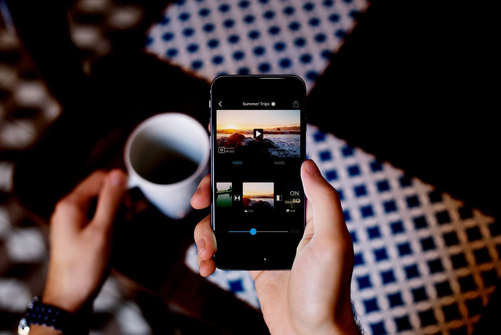 Build your own photo editing and sharing camera application