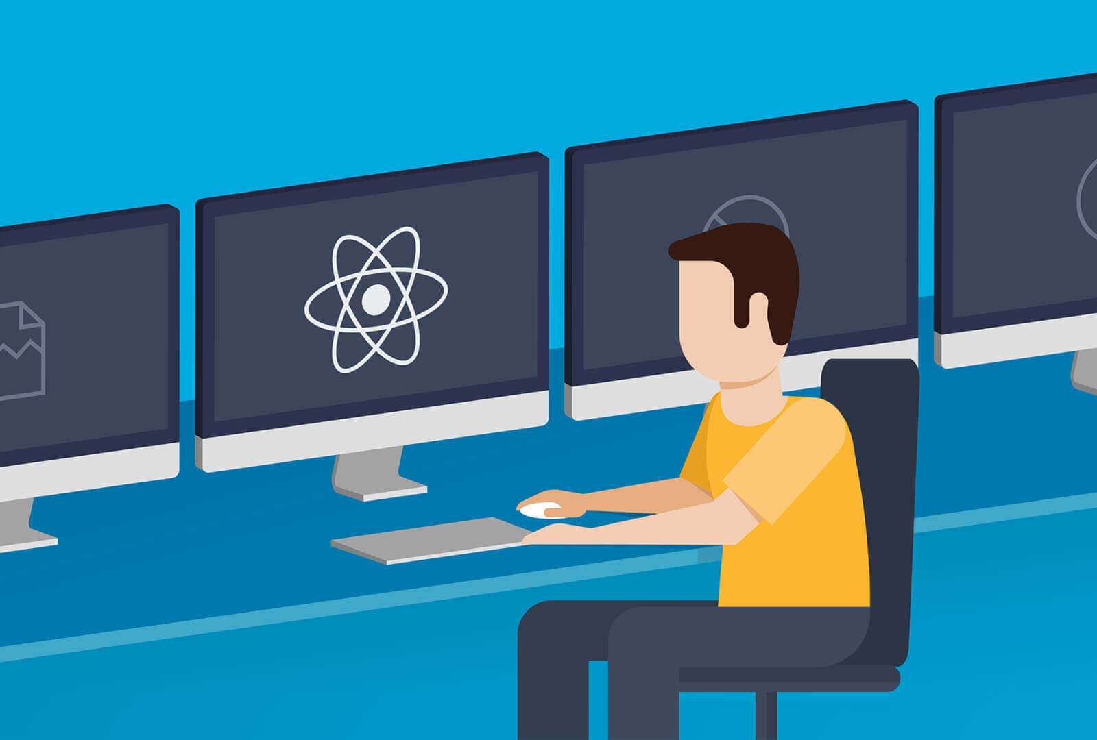 ReactJS Framework for Web Application Development