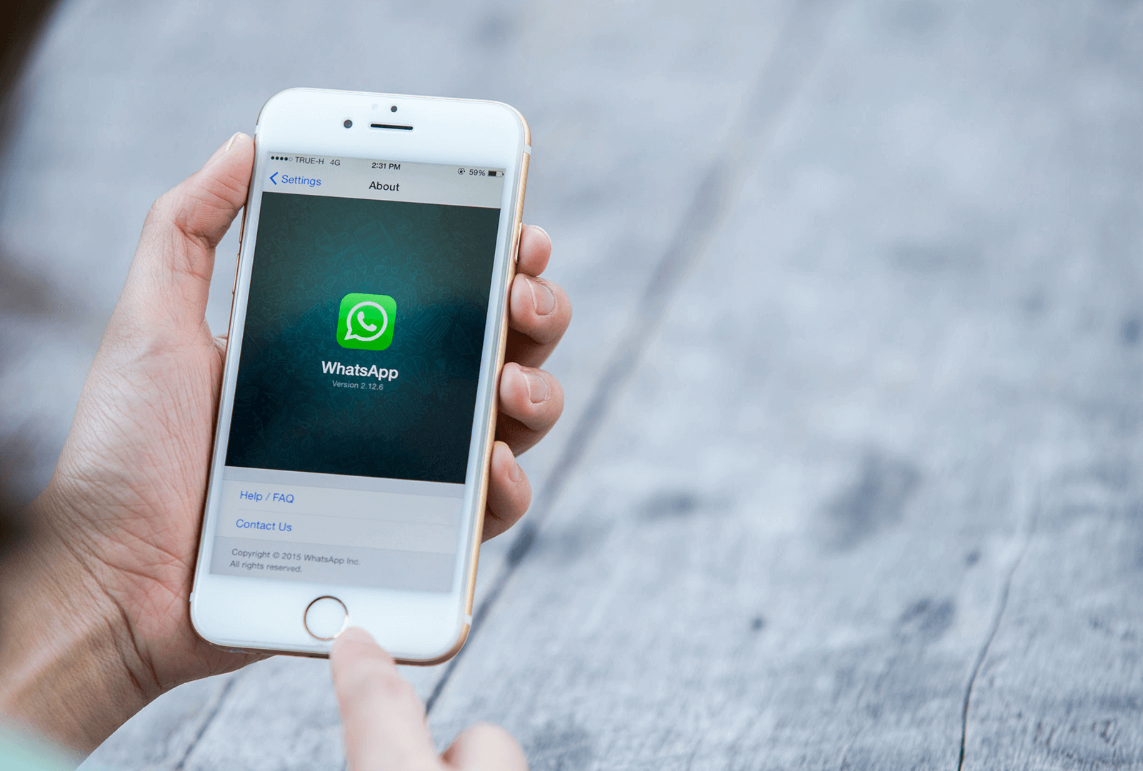 Whatsapp Like Messaging App