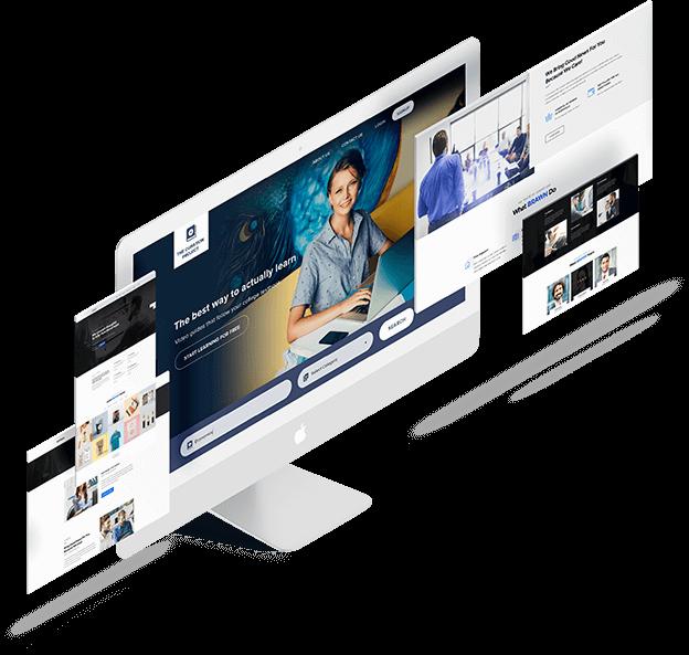 UX & UI Web Applications