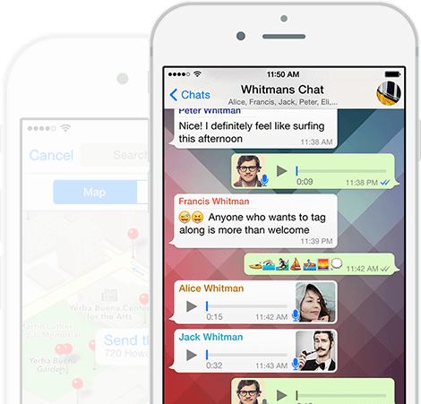 Build A Whatsapp Like Messaging App With Bacancy Technology