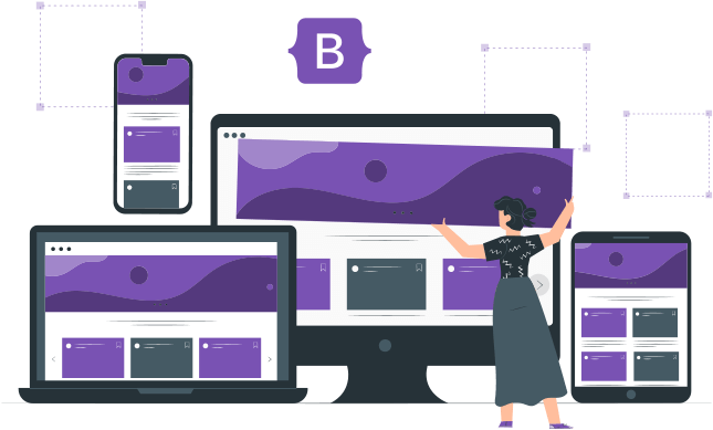 Bootstrap Services We Provide