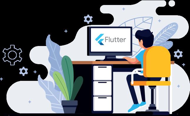 Flutter Application Development Services
