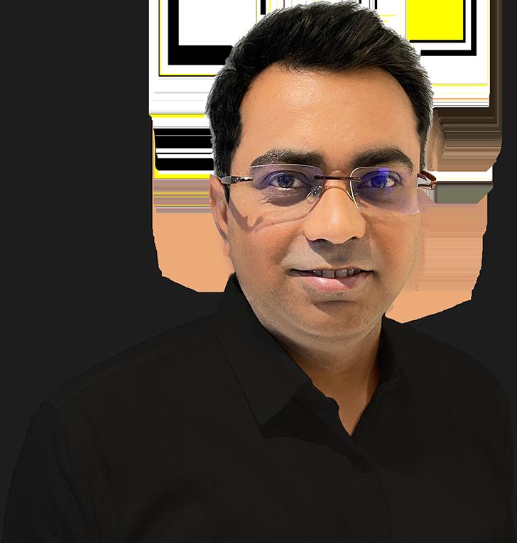 Chandresh Patel M. D. & Agile Coach | India