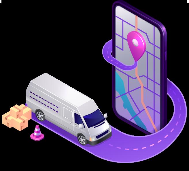 Get Custom Logistics Application Development Solutions