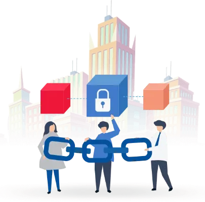 Influence of Blockchain in Real Estate Industry.