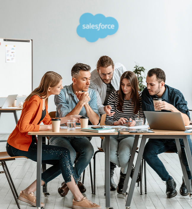 Challenges our Salesforce Consultants Can Resolve