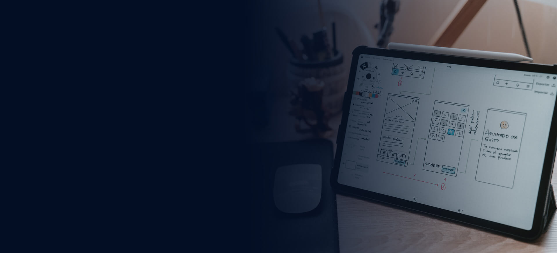 UX/UI Design and Development Services