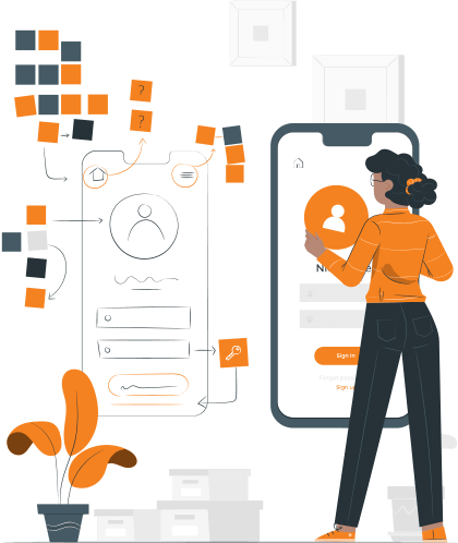 UI and UX Process