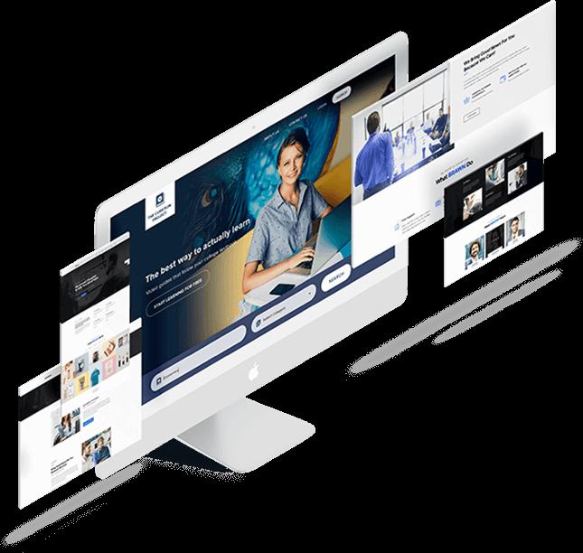 UI & UX Web Applications