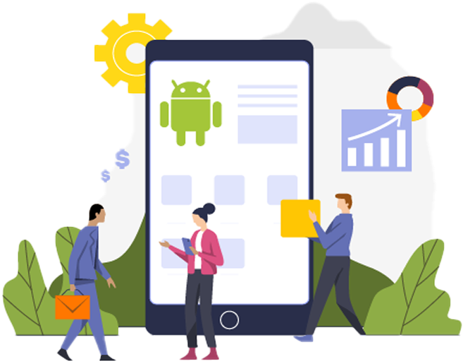 We are your Preferred Android App Development Partner