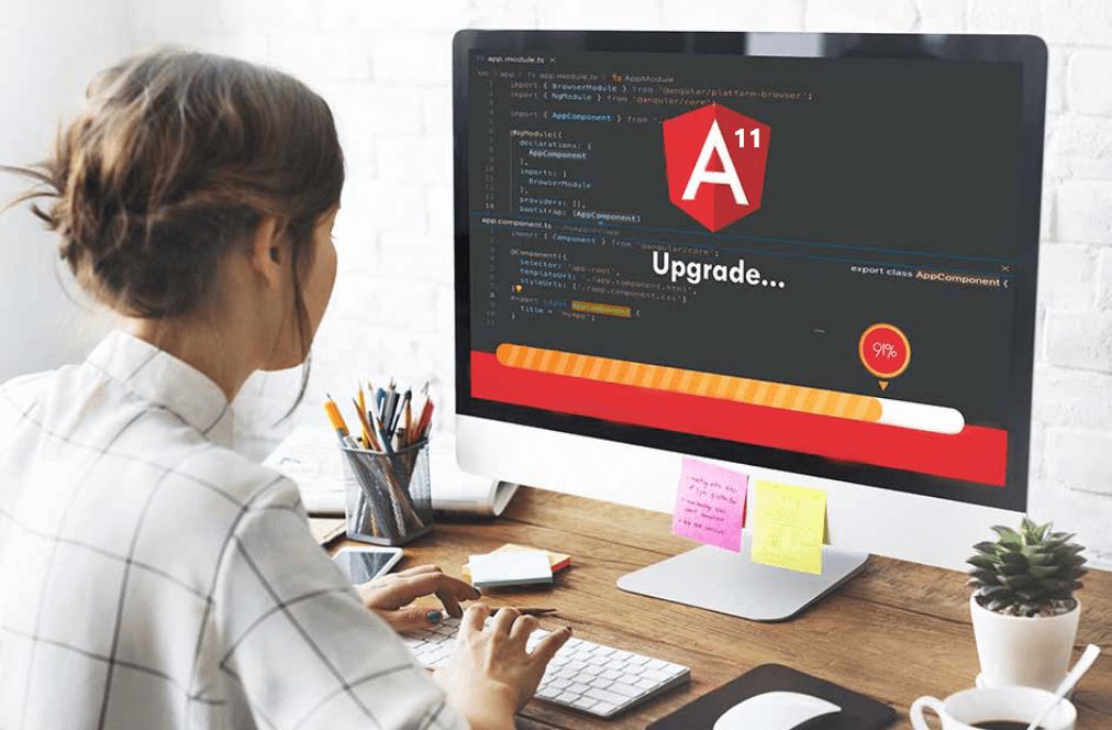 Angular Upgrade Service
