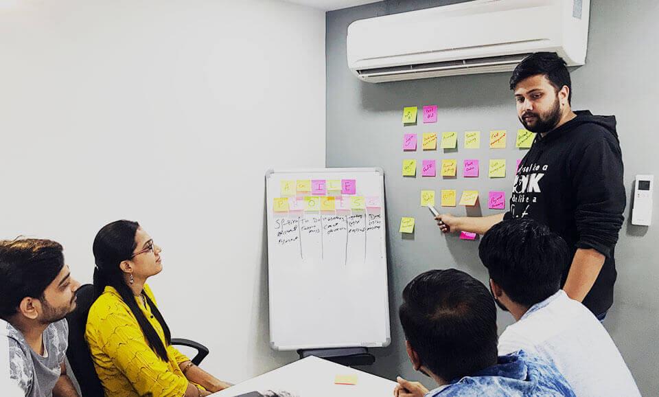New Agile Development Center, New Chapter