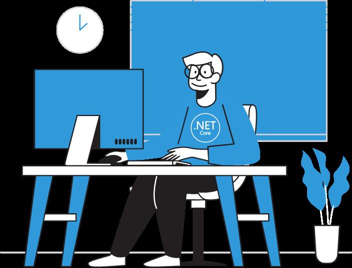 Hire .NET Core Developer