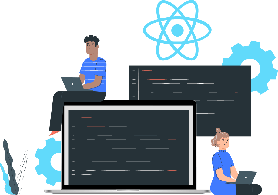 Hire React Developer on Monthly and Hourly Basis