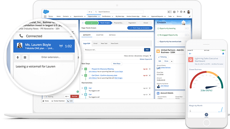 Salesforce Lightning: To Automate the Underwriting Process