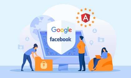 How to Integrate Google and Facebook Authenticate Using Angular 8