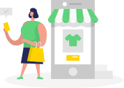 Vue Storefront with Magento, Shopify, Bigcommerce, Woocommerce