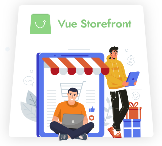 Why Choose Bacancy For Vue Storefront Development Services?