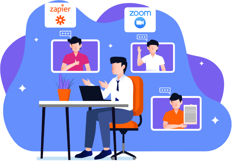 Custom Zoom And Zapier Integration Services